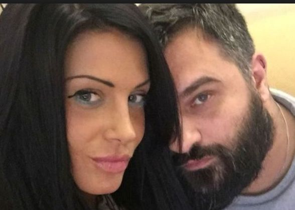 Mauro Marin e Jessica insieme