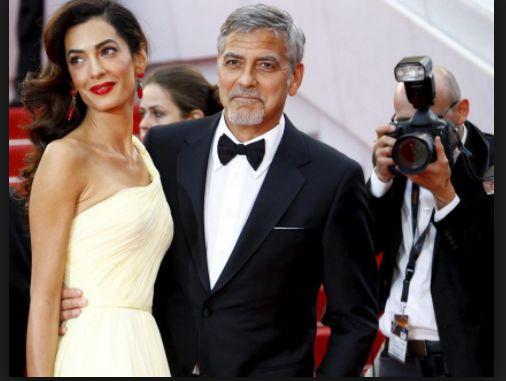 George Clooney Amal Alamuddin2