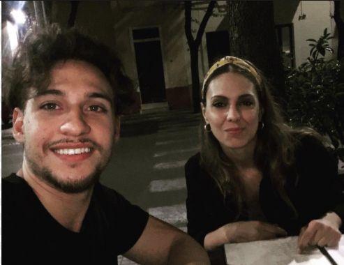 Martina Sebastiani e Gianpaolo Quarta-Temptation Island