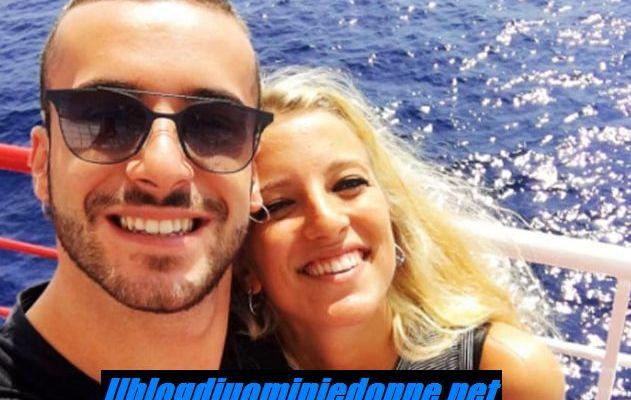Andreas Muller e Maria Elena Gasparini si sono lasciati , lui racconta che