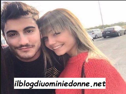Camilla Mangiapelo insieme a Riccardo Gismondi a Roma