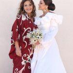 Teresanna Pugliese si è sposata