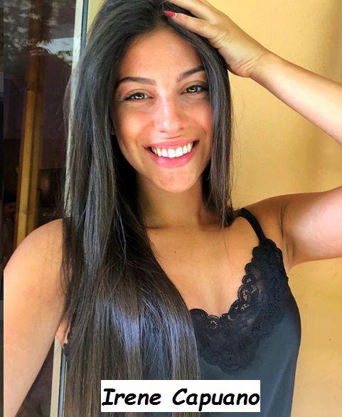 Irene Capuano corteggiatrice di Uomini e donne