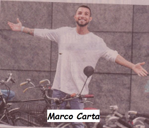 Marco Carta cantante