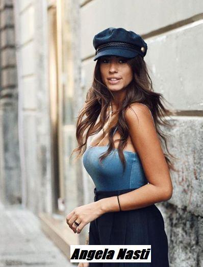 Foto di Angela Nasti nuova tronista e fashion blogger