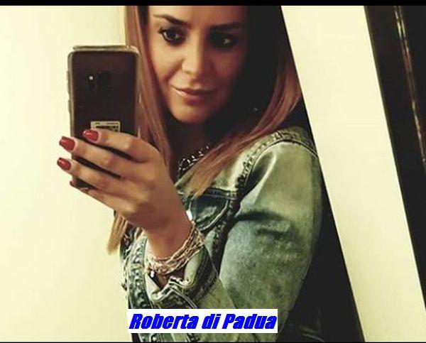 Roberta di Padua corteggiatrice trono Over