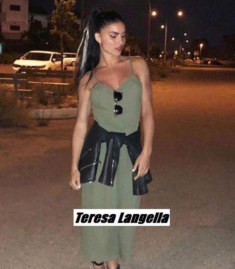 Teresa Langella dichiara su Andrea di volere dei figli da lui