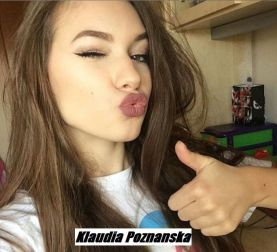 Corteggiatrice Klaudia Poznanska