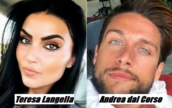 Andrea dal Corso e Teresa Langella si sono innamorati. Ma ci sono molte persone fans di Uomini e donne che dubitano che questo amore sia vero. Voi come la pensate?