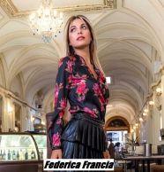 Federica Francia ex modella e corteggiatrice di Uominiedonne