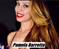 La dama Pamela Barretta pronta per andare a fare il Grande Fratello VIP.
