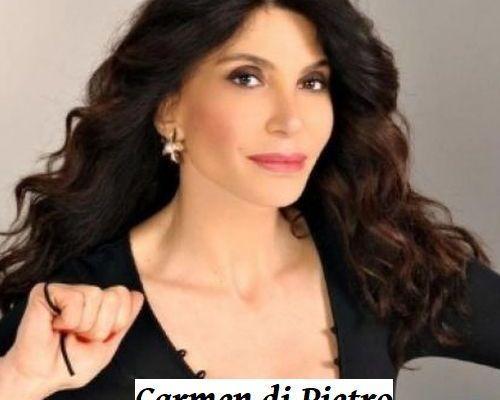 Carmen di Pietro  pronta per il trono Over, ruberà la scena a Gemma Galgani?