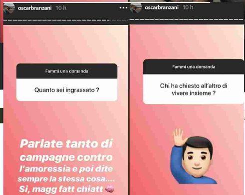 Oscar Branzani e Eleonora Rocchini pensano al matrimonio