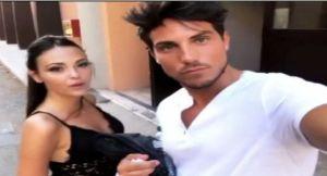Martina Nasoni insieme a Daniele dal Moro