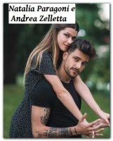 Andrea Zelletta dichiara il suo amore a Natalia Paragoni