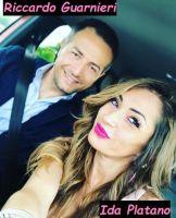 Ida Platano e Riccardo Guarnieri dopo la proposta di matrimonio di Uomini e donne