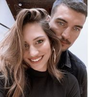 Marco Fantini e Beatrice Valli in foto