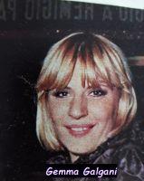 Gemma Galgani da giovane
