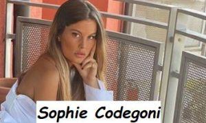 Sophie Codegoni nuova tronista di Uomini e donne