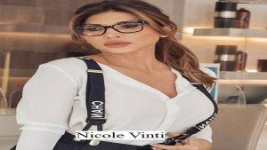 Foto di Nicole Vinti corteggiatrice di Uomini e donne del trono Over Primo piano