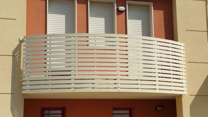 Parapetti e recinzioni a Padova e Venezia