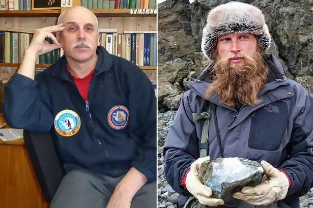 Oleg Beloguzov e Sergey Savitskj