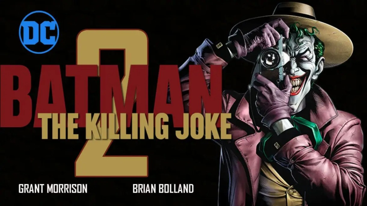 Batman the killing joke 2