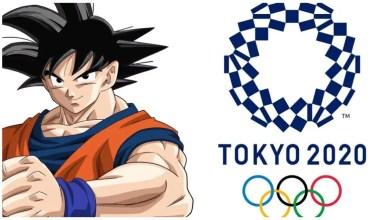 tokyo 2020 goku
