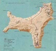 l'isola di natale