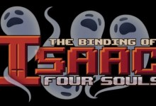 The Binding of Isaac: Four Souls logo