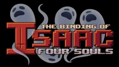 The Binding of Isaac: Four Souls logo