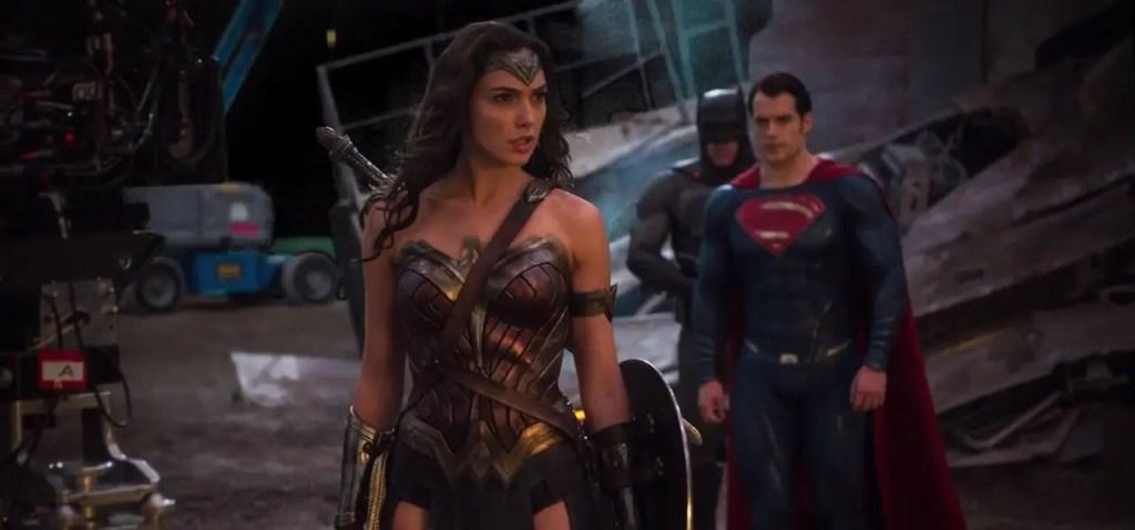 set Batman vs Superman