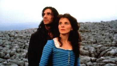 Emily Bronte e il film di cime tempestose tratto dall'omonimo romanzo