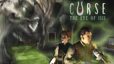 curse the eye of isis cover