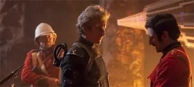 doctor who episodio Empress of Mars