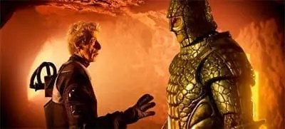 doctor who episodio Empress of Mars