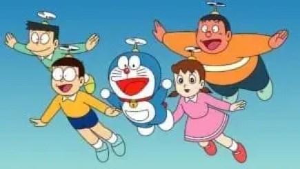 Target Doraemon