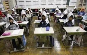 Terremoti: Scuola