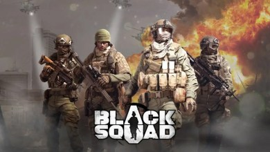 black squad free to play fps frame
