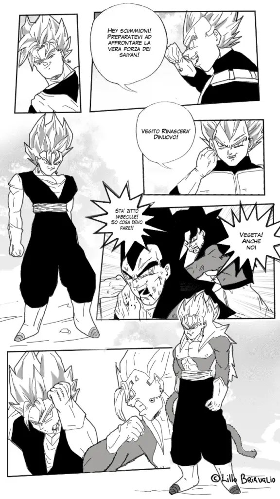 super saiyan 4 vs super saiyan blue