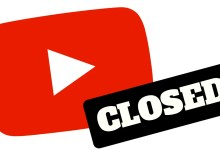 Youtube Chiude