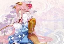 Immagine di una Kitsune, ecco cosa sono gli Yokai