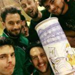 La piccola squadra del Rione Verde