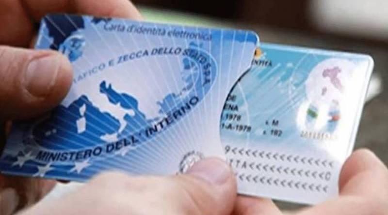 Risultati immagini per carta identità elettronica