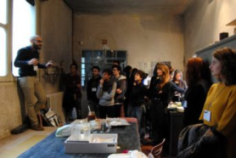 A Faenza sono 18 i partecipanti a Museomix 2016
