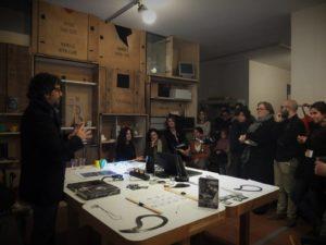Museomix 2016 a Faenza ha visto 16 partecipanti