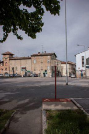 Rendering di Prospectus realizzato da Ylenia Donati e Federico Montevecchi