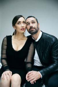 Chiara Francini e Raoul Bova: sabato 18 l'Incontro con gli Artisti al Masini