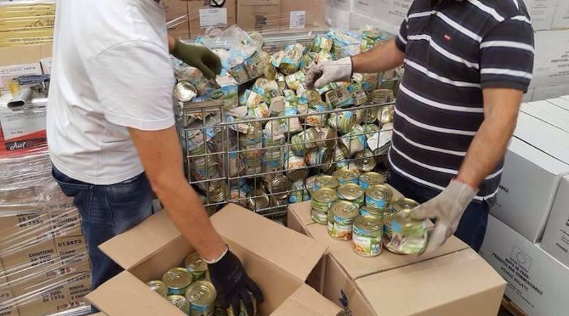 banco alimentare donacibo