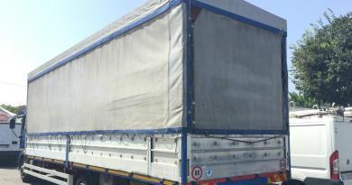 camion ctf faenza